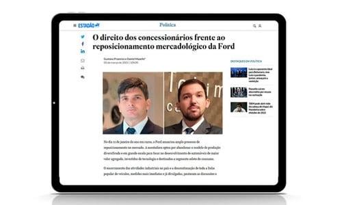 O direito dos concessionários frente ao reposicionamento mercadológico da Ford