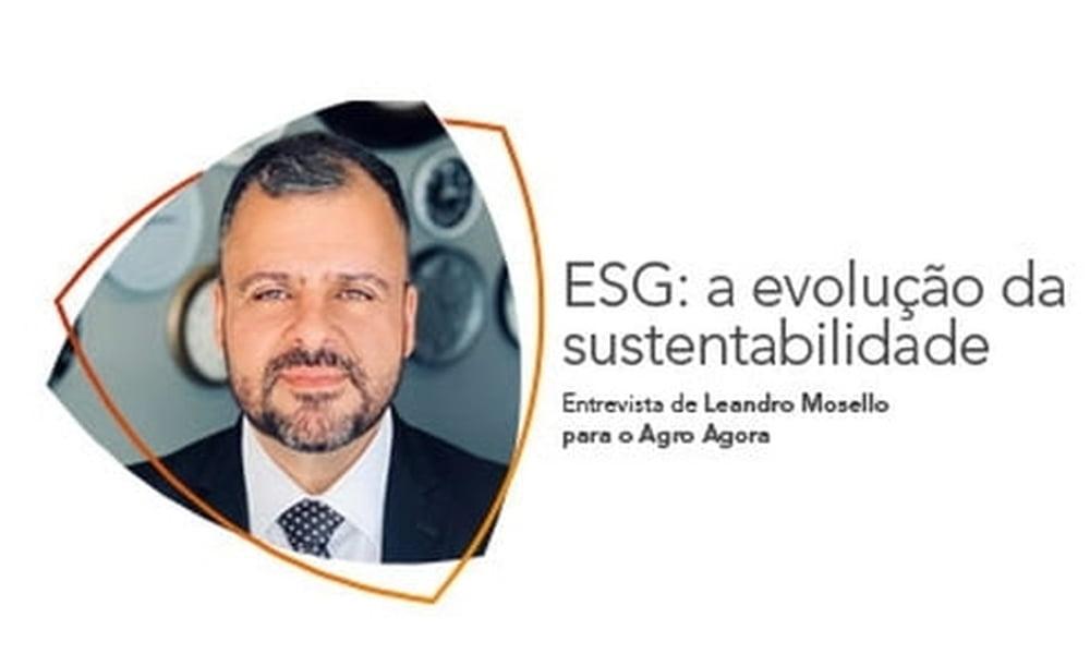 ESG: a evolução da sustentabilidade