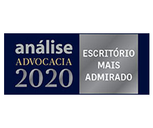 2020 - Escritório mais admirado